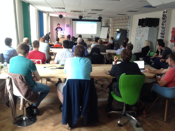 UDiff @ Founders Hub